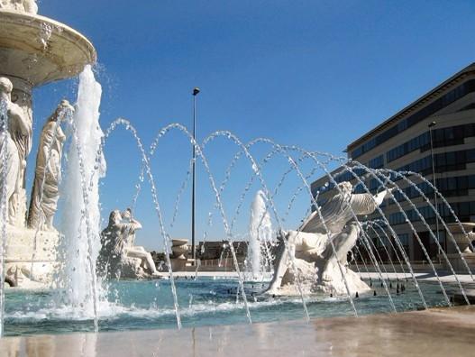 水景雕塑喷泉-喷泉公司.喷泉设计.时代乐章音乐喷泉